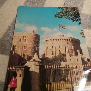 Maddam Tussands and Windsor Castle Magazine.